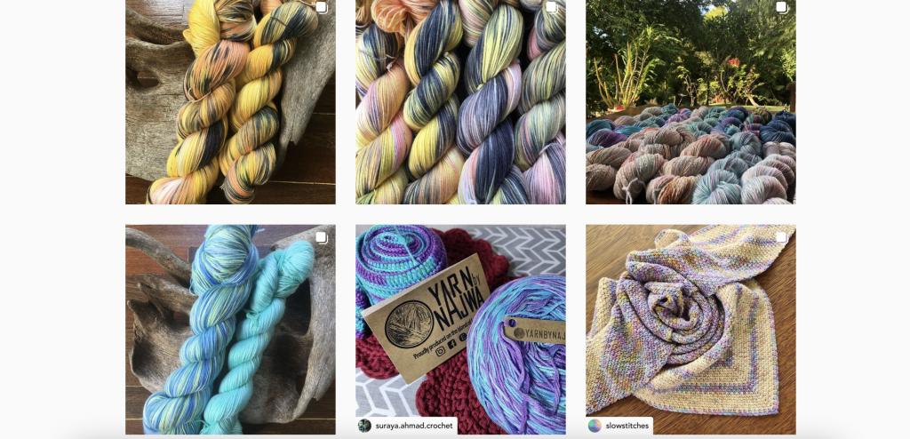 6 best instagram shop to buy yarn in malaysia